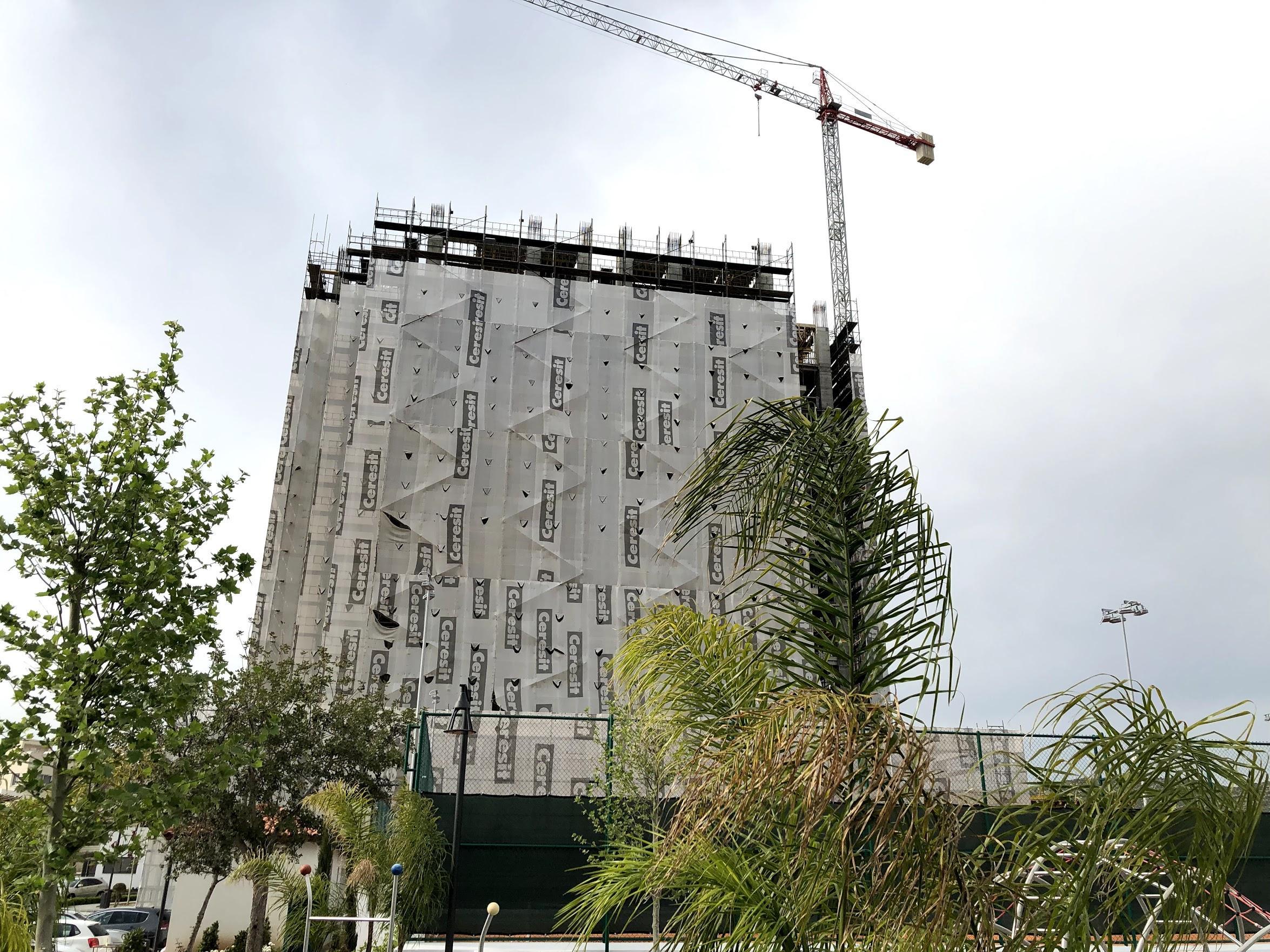 Минтруда закрыло за нарушения еще 11 строительных объектов на Кипре