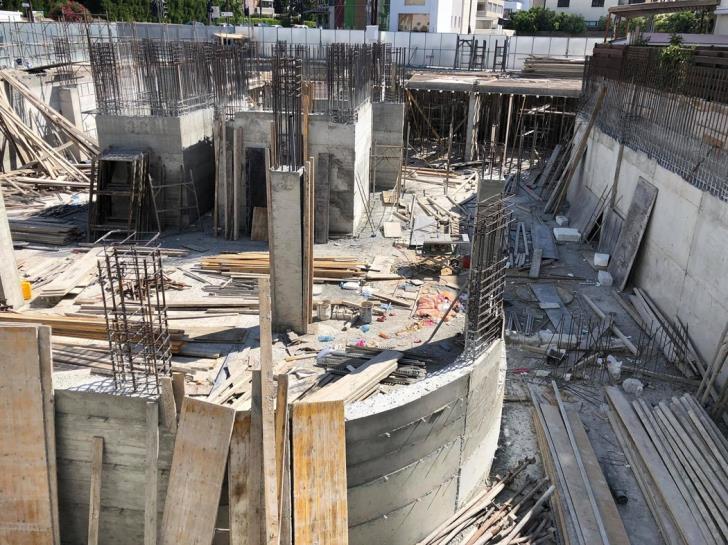 В Лимассоле за сутки произошло два серьезных ЧП на стройплощадках