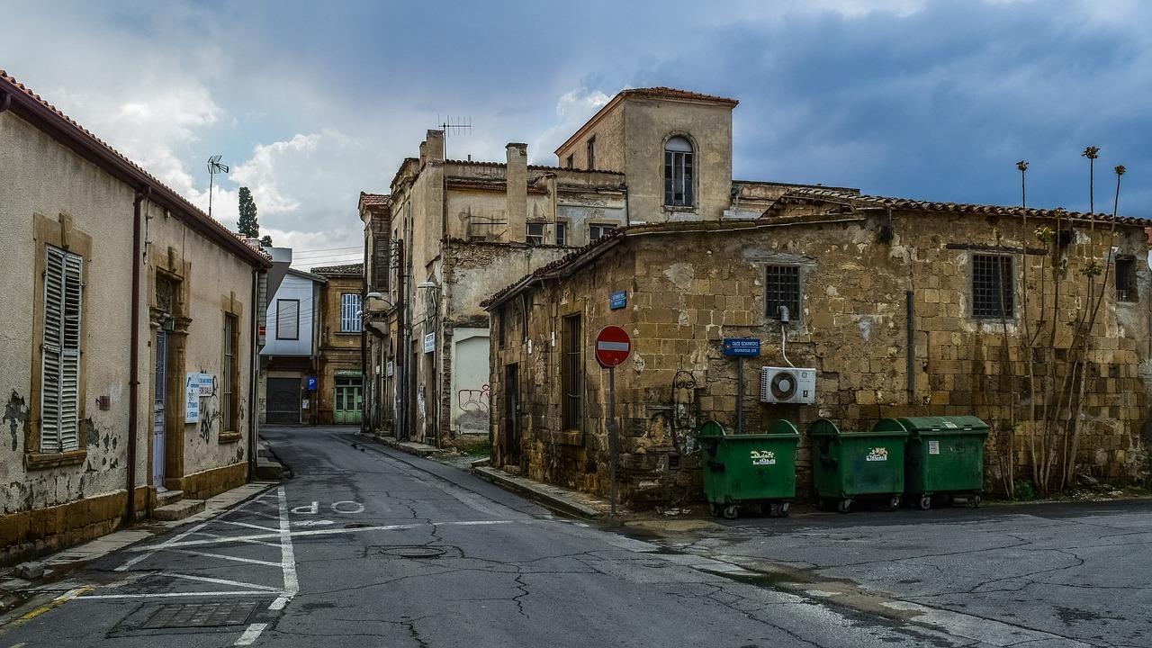 Владельцы старых зданий в центре Никосии получают субсидии на их реставрацию