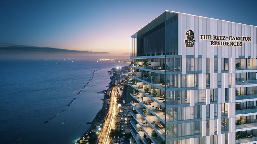 В Лимассоле построят новый 33-этажный небоскрёб