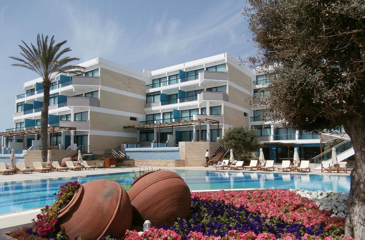 В Пафосе снесут 5-звёздочный отель Asimina Suites Hotel