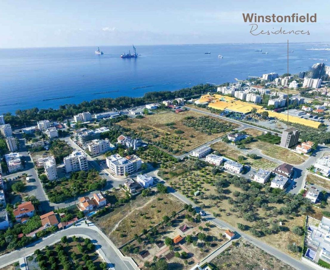 На Кипре сдали в эксплуатацию элитный комплекс Winstonfield Residences