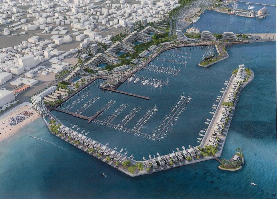 Kition Ocean Holdings приступает к масштабной реконструкции порта Ларнаки