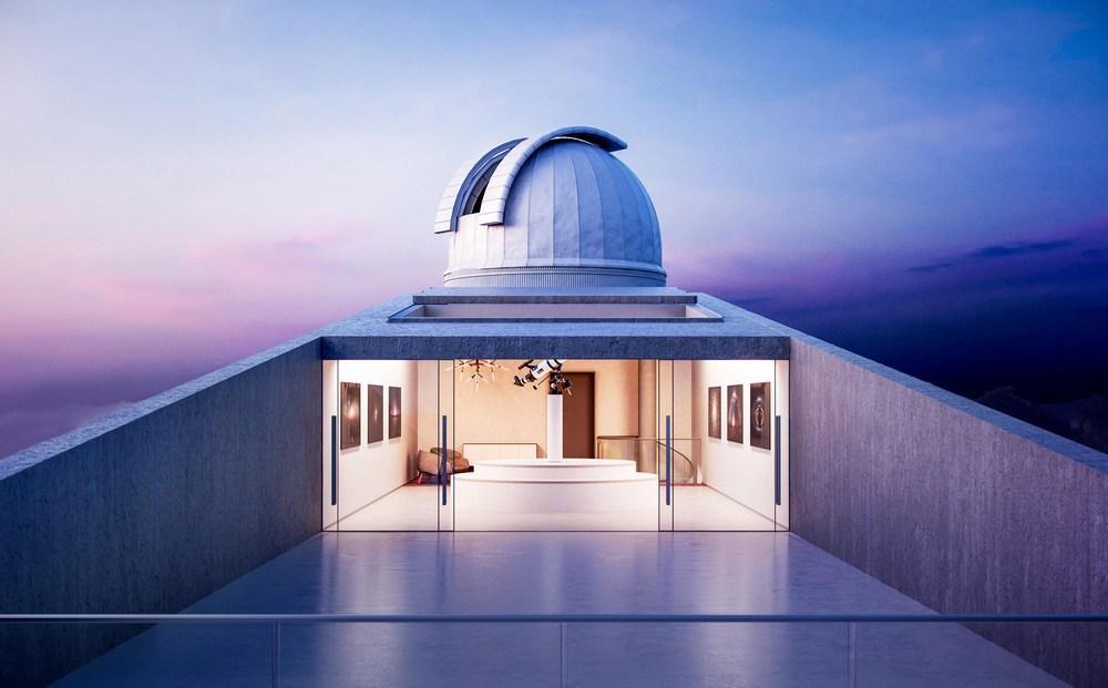 В районе Троодоса начинают строить новую астрономическую обсерваторию