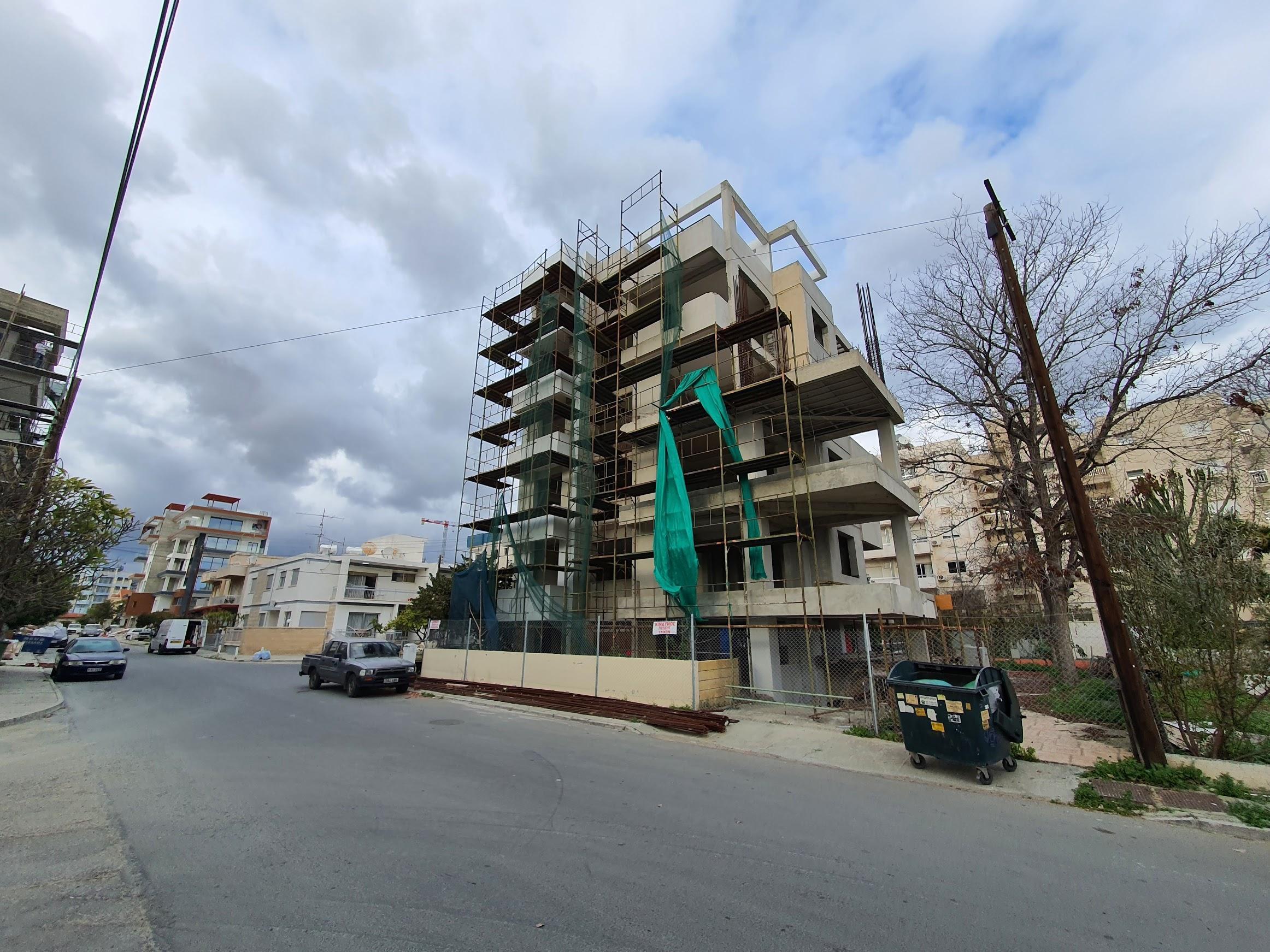 На Кипре вдвое сократилось количество выданных разрешений на строительство
