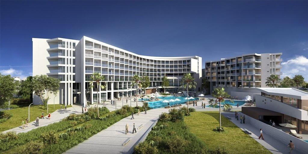 Скандал вокруг элитного курорта Sun City Spa Resort & Residences в Айя-Напе набирает обороты
