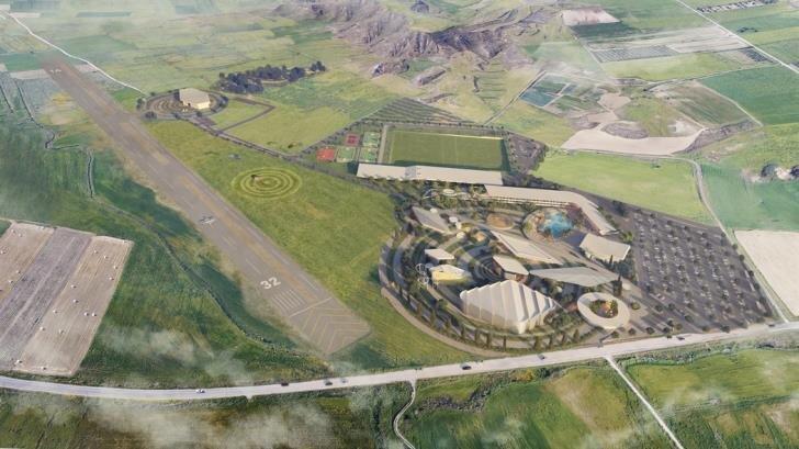 В Никосии появится крупномасштабный спортивный комплекс Daedalus Sport