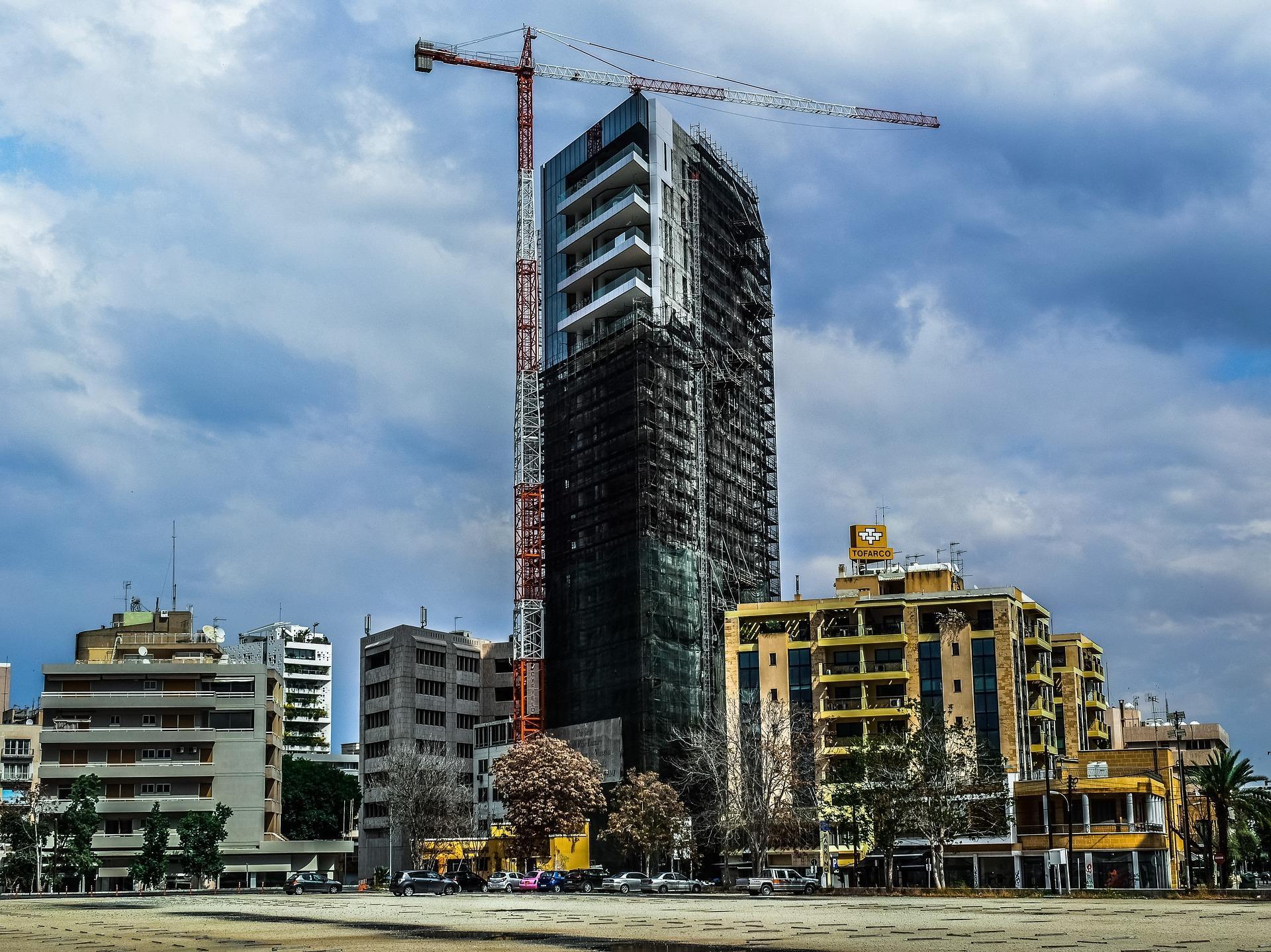 Динамика цен на дома и квартиры по городам Кипра