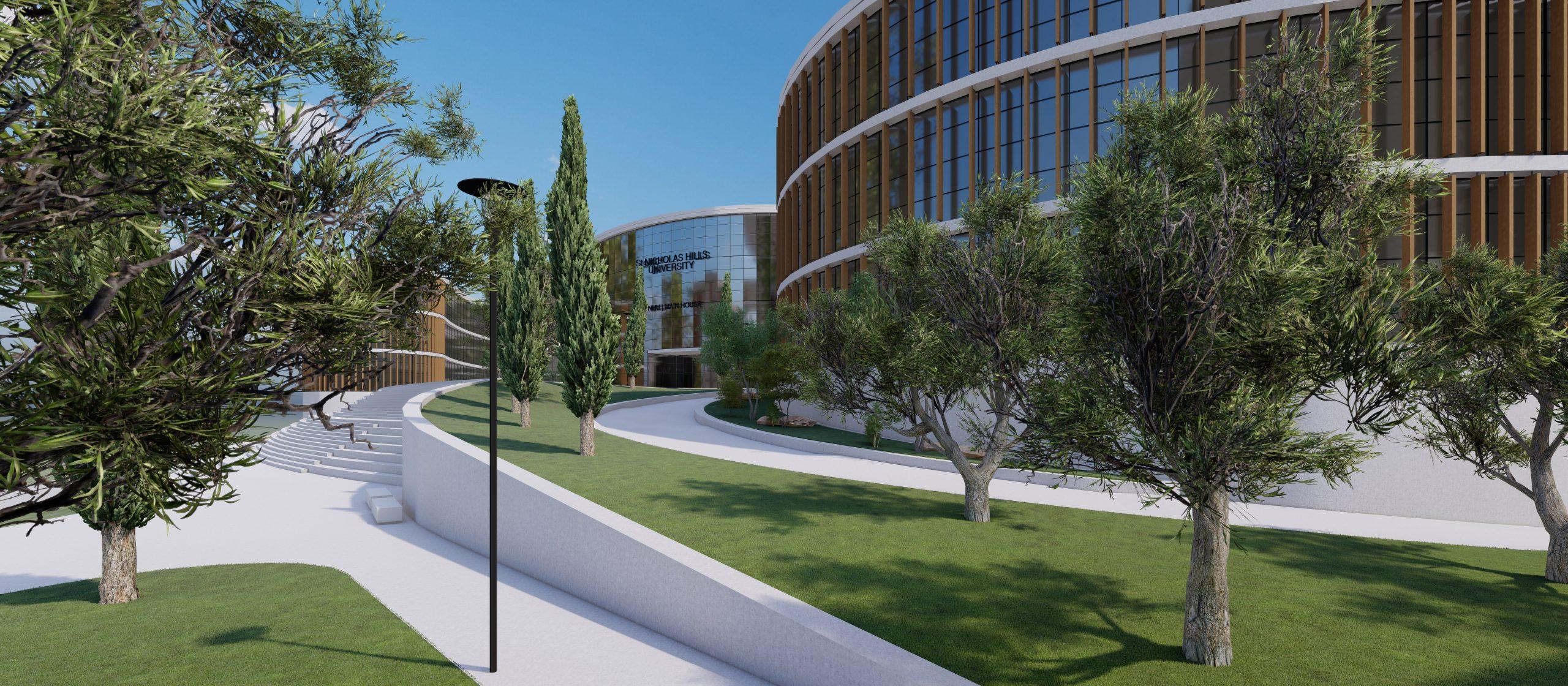 St Nicholas Hills – новый инновационный проект в Лимассоле