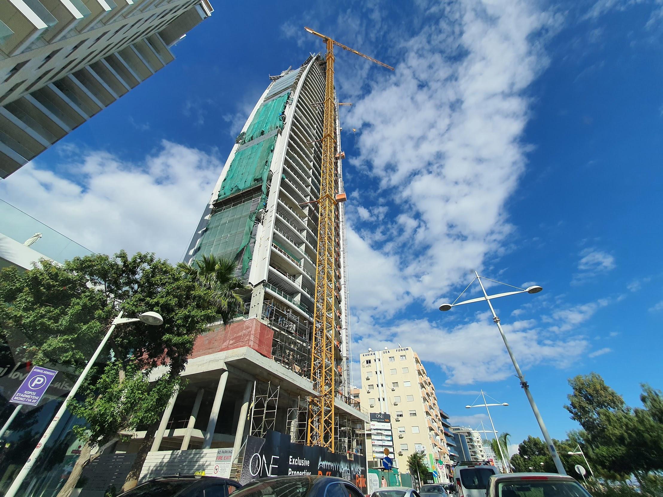 На Кипре выданы разрешения на строительство 115 крупных проектов