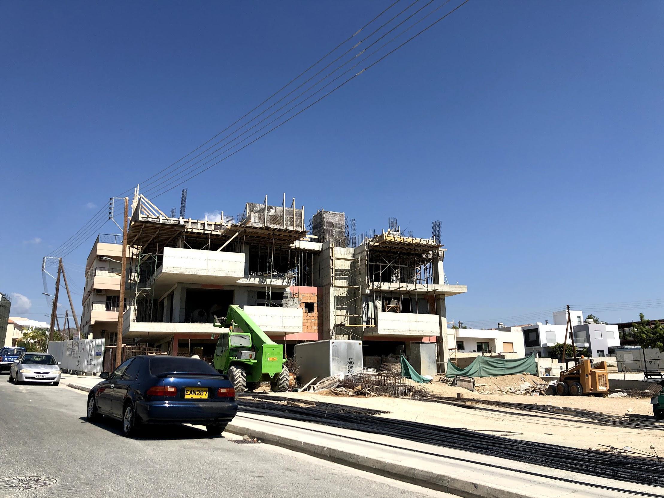 На Кипре прошёл бум на небоскрёбы