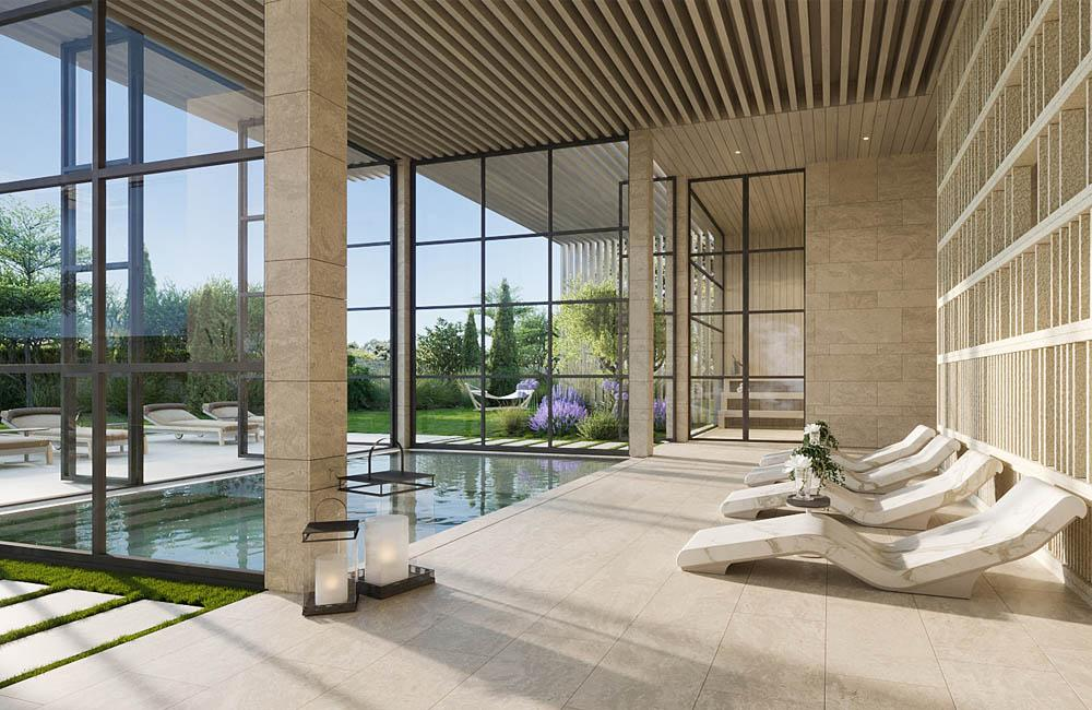 Объявлен старт продаж апартаментов и вилл в комплексе Limassol Greens
