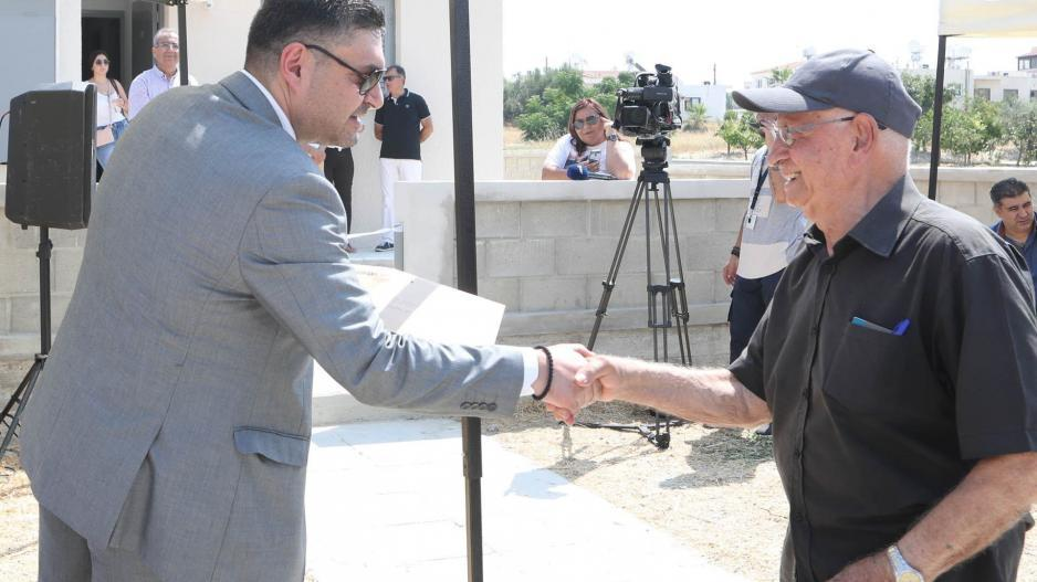 На Кипре возобновили программу «Реконструкция, ремонт и благоустройство домов в государственных поселениях»