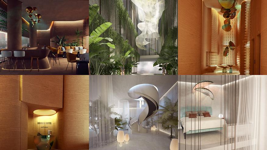 В Лимассоле появится новый бутик-отель под названием Limassol Brown Hotel