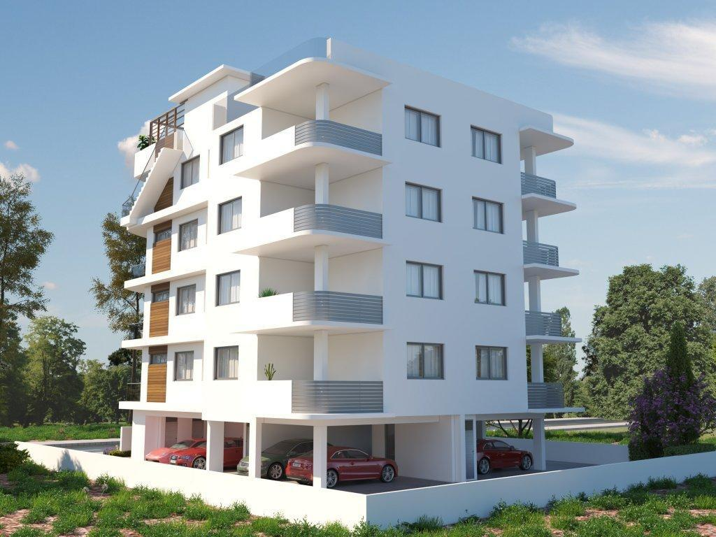 В Ларнаке началось строительство CITY MARINA RESIDENCES