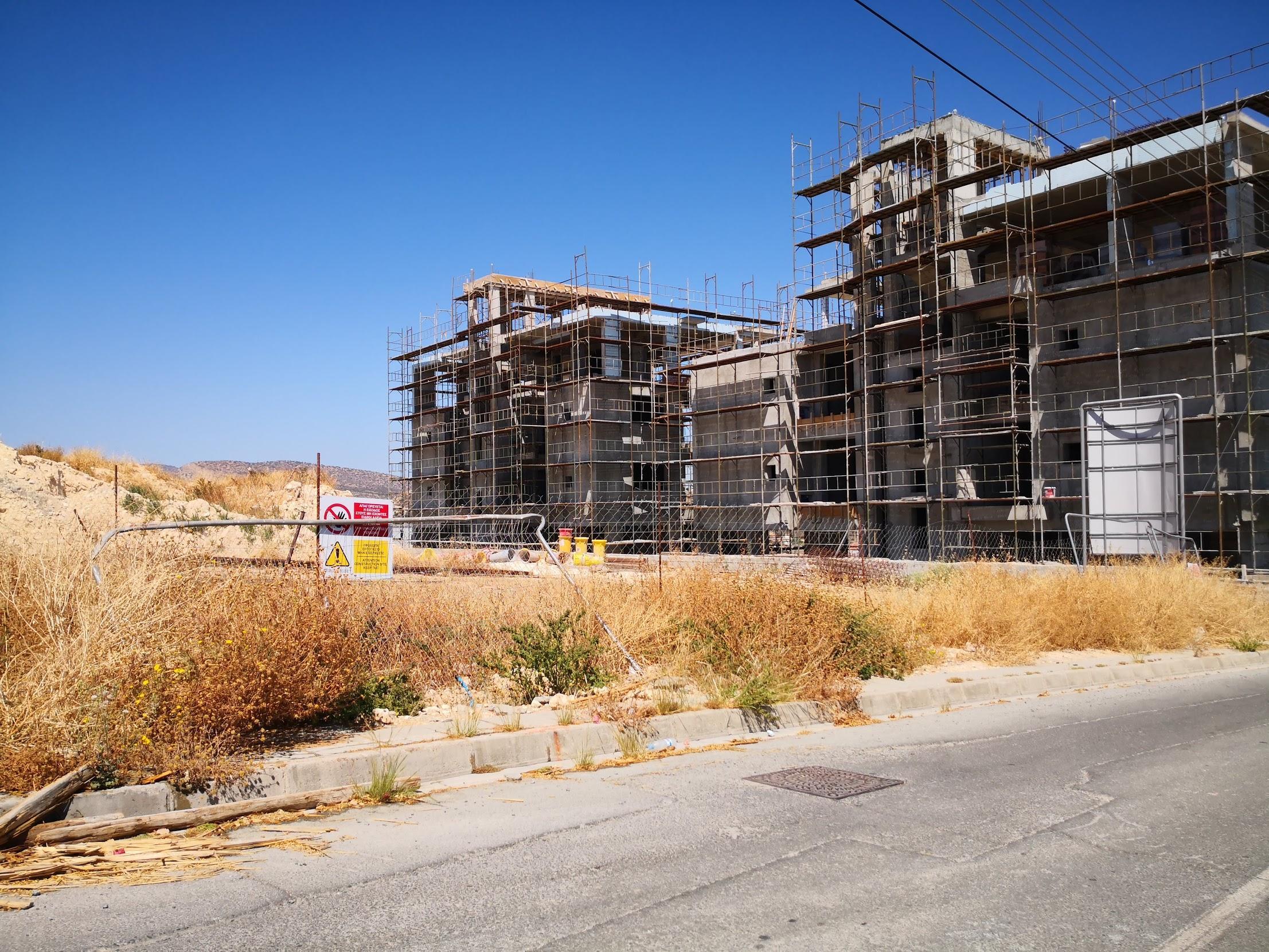 Цены на строительные материалы на Кипре продолжат расти