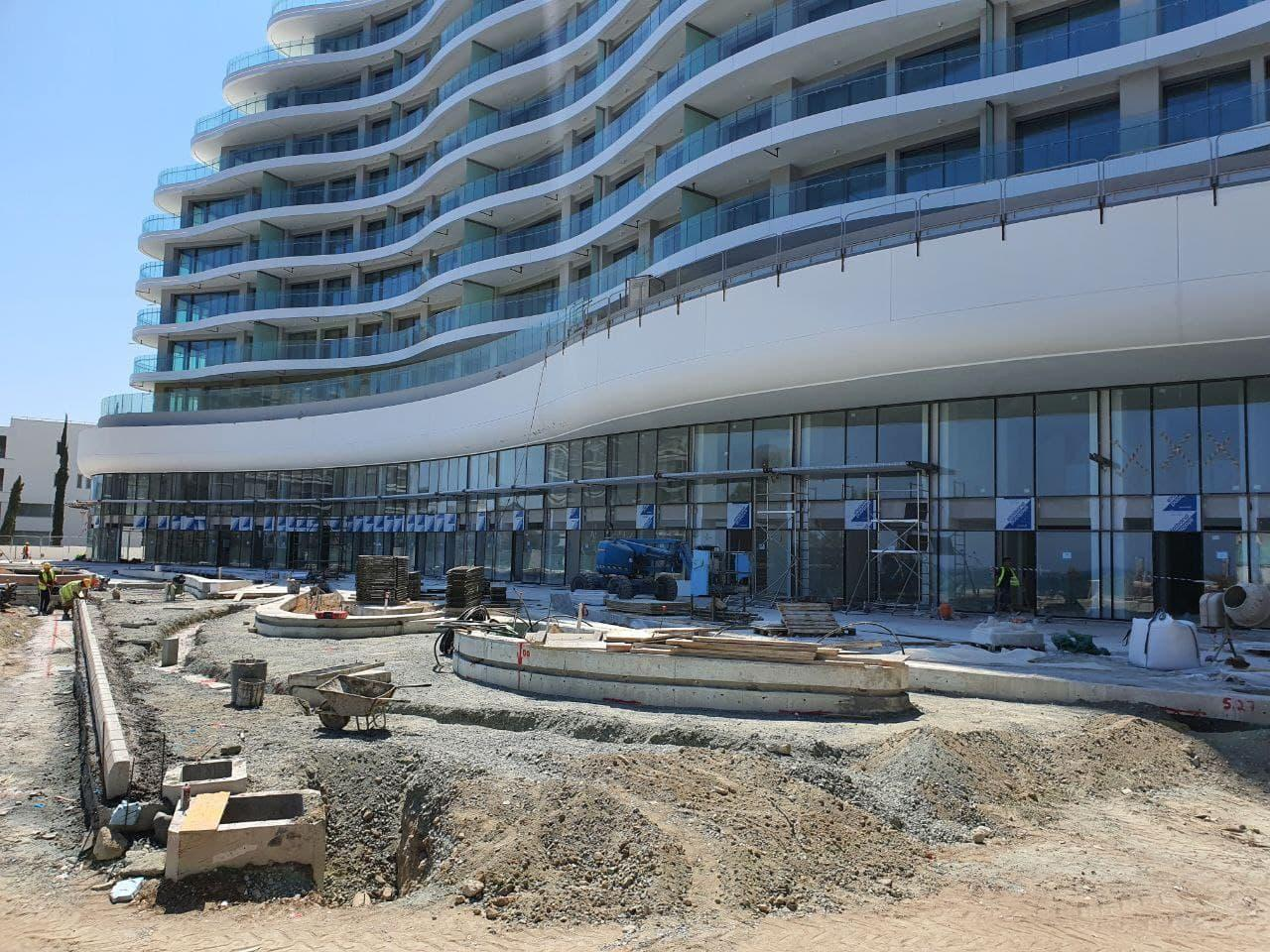 В строительном секторе Кипра зафиксирован рост