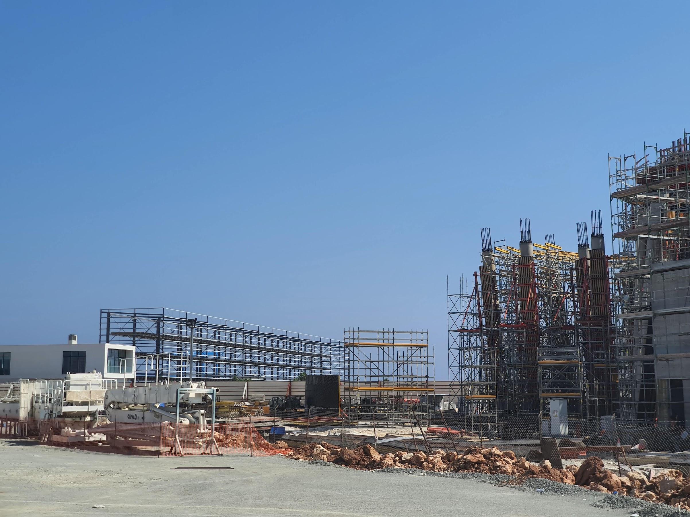 Участники рынка недвижимости Кипра обеспокоены повышением цен на стройматериалы