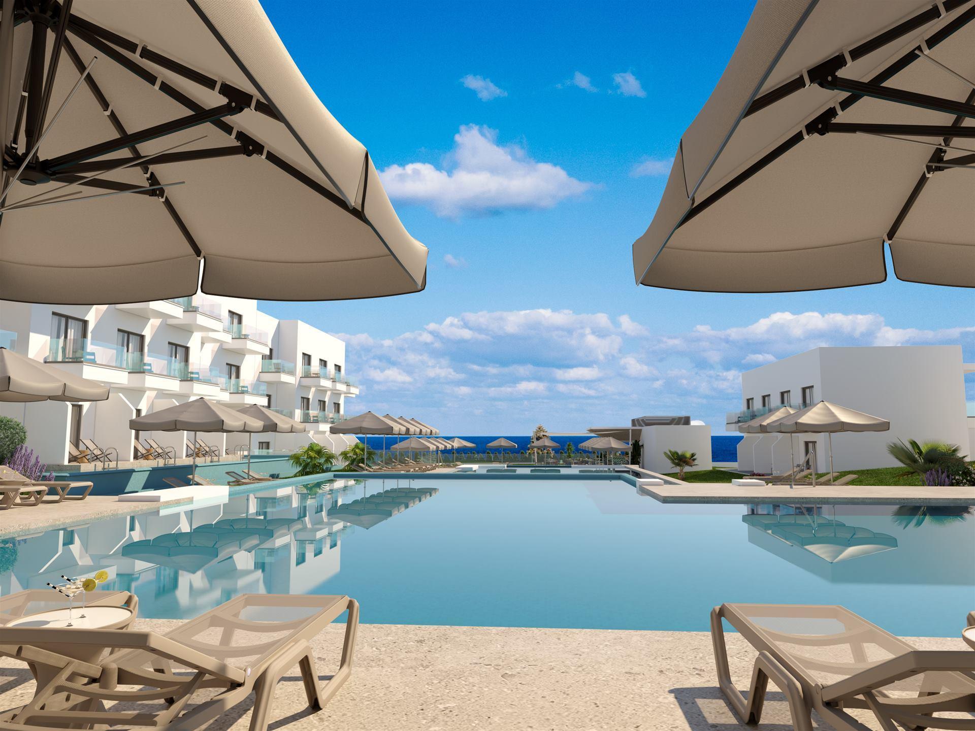 В Протарасе открылся новый отель Atlantica Aqua Blue