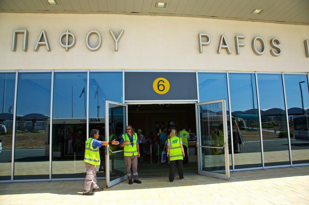 Компания Hermes Airports Ltd проиграла суд против Республики Кипр