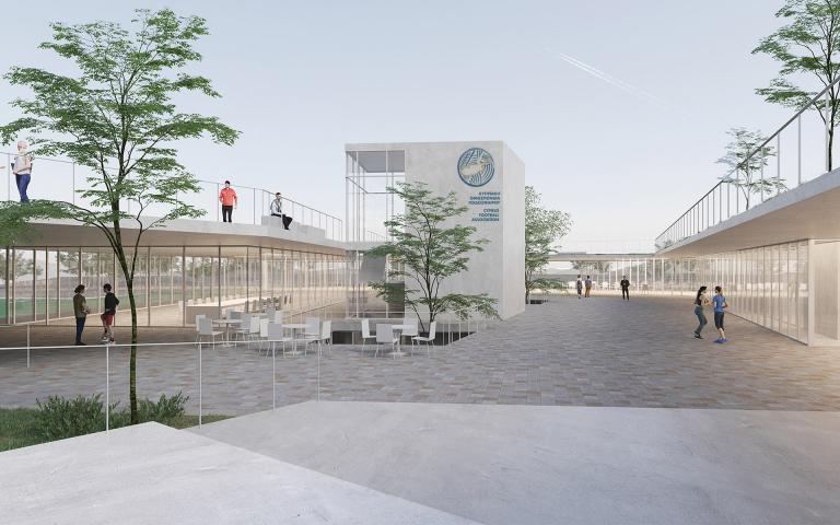 Кипрская федерации футбола обзаведётся крупномасштабным спортивным центром