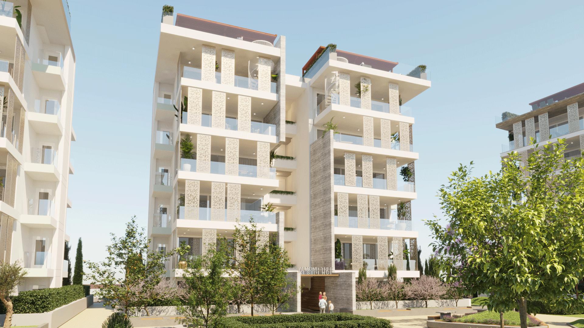 В Никосии возведут масштабный жилой комплекс