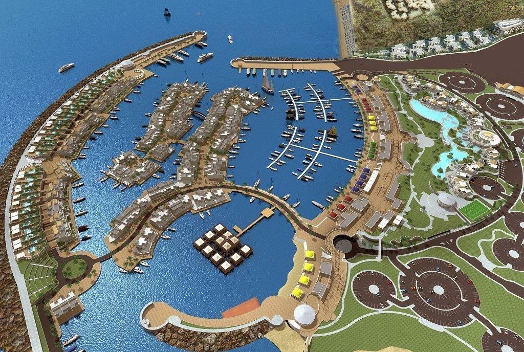 В Пафосе начинается реализация проекта новой марины