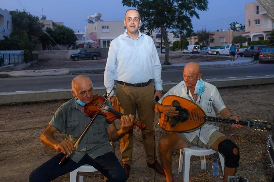 В Пафосе состоялось торжественное открытие двух парков