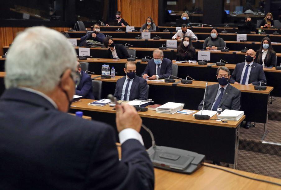 Хроники кипрской саги о паспортах. Часть 30