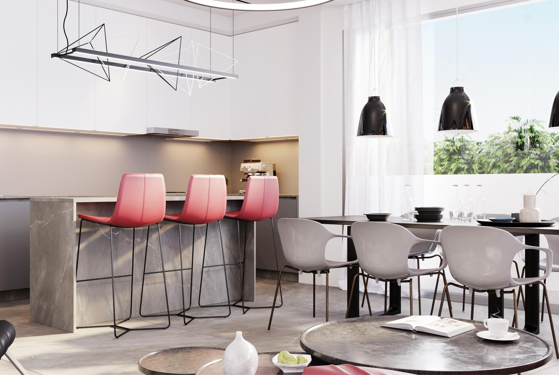 Plus 21 – эксклюзивный жилой комплекс в Ларнаке