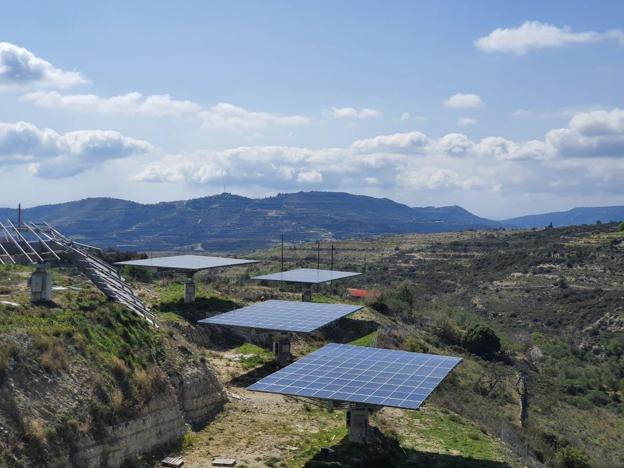 За последние пять лет на Кипре выдано 239 разрешений на строительство коммерческих фотоэлектрических парков