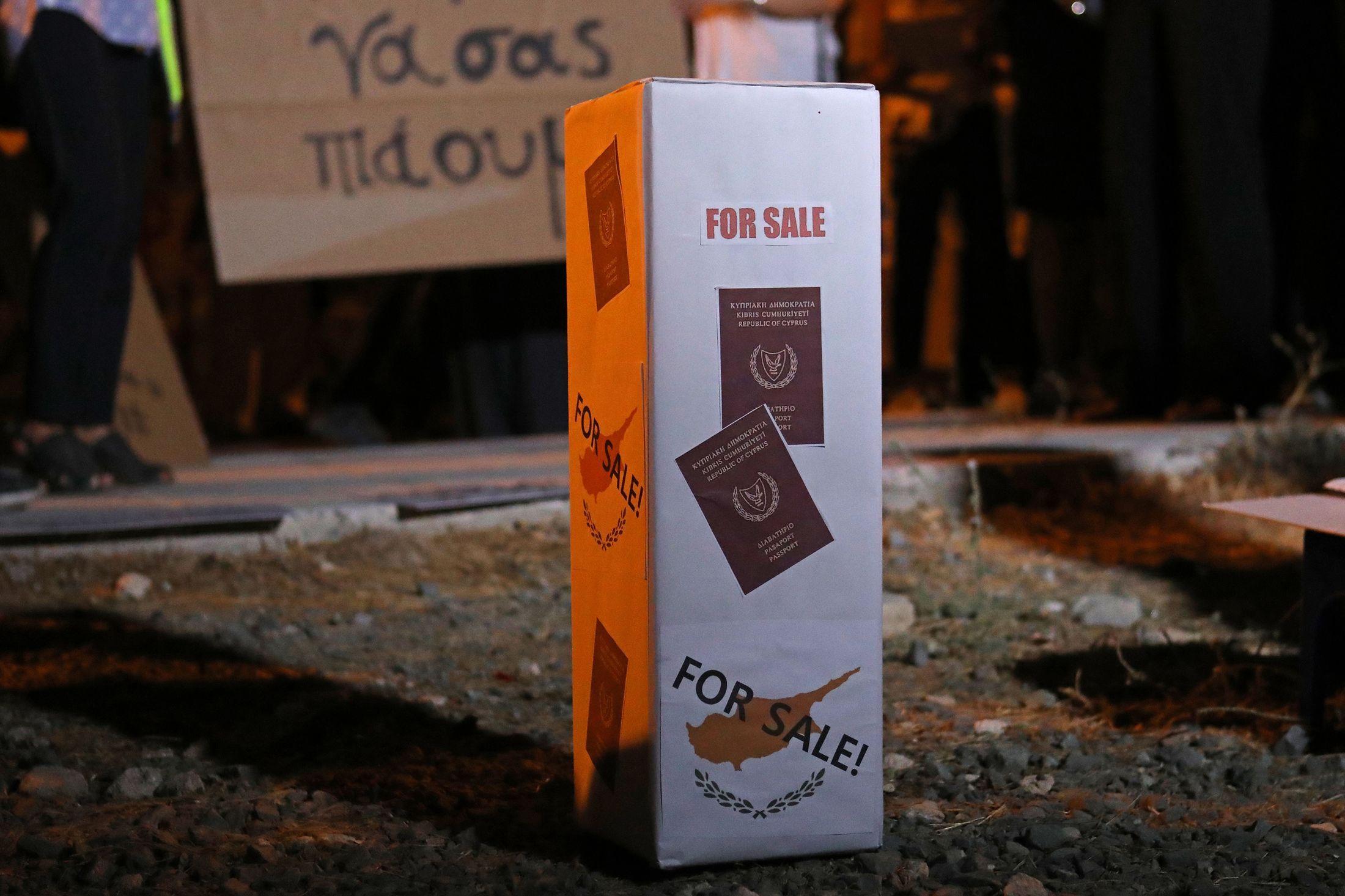 Хроники кипрской саги о паспортах. Часть 31