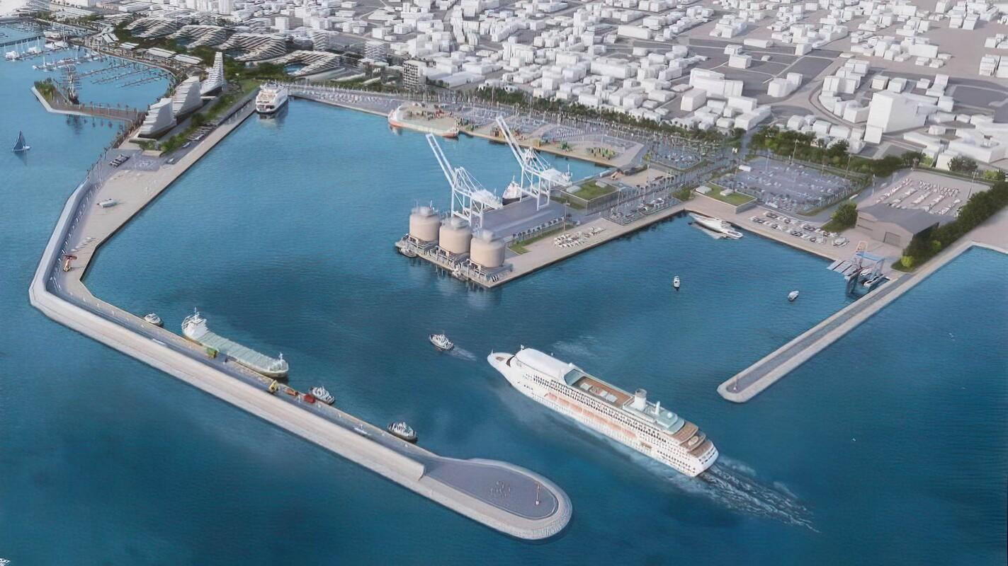 Новая марина Ларнаки - важный этап развития города