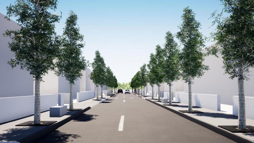 В Лимассоле началось строительство эко-кварталов