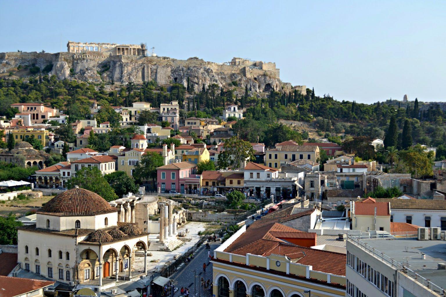 В Греции стремительно дорожает жильё