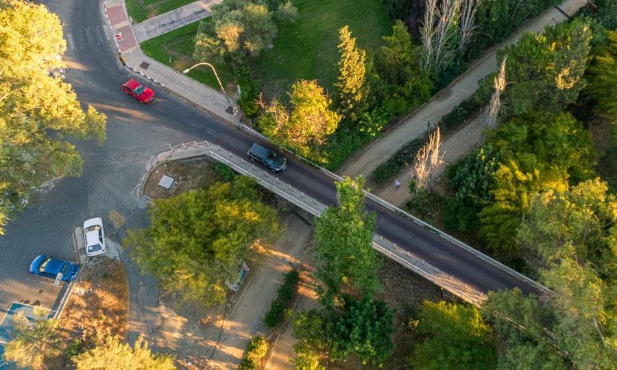 Парк вдоль реки Педиэос в Никосии модернизируют