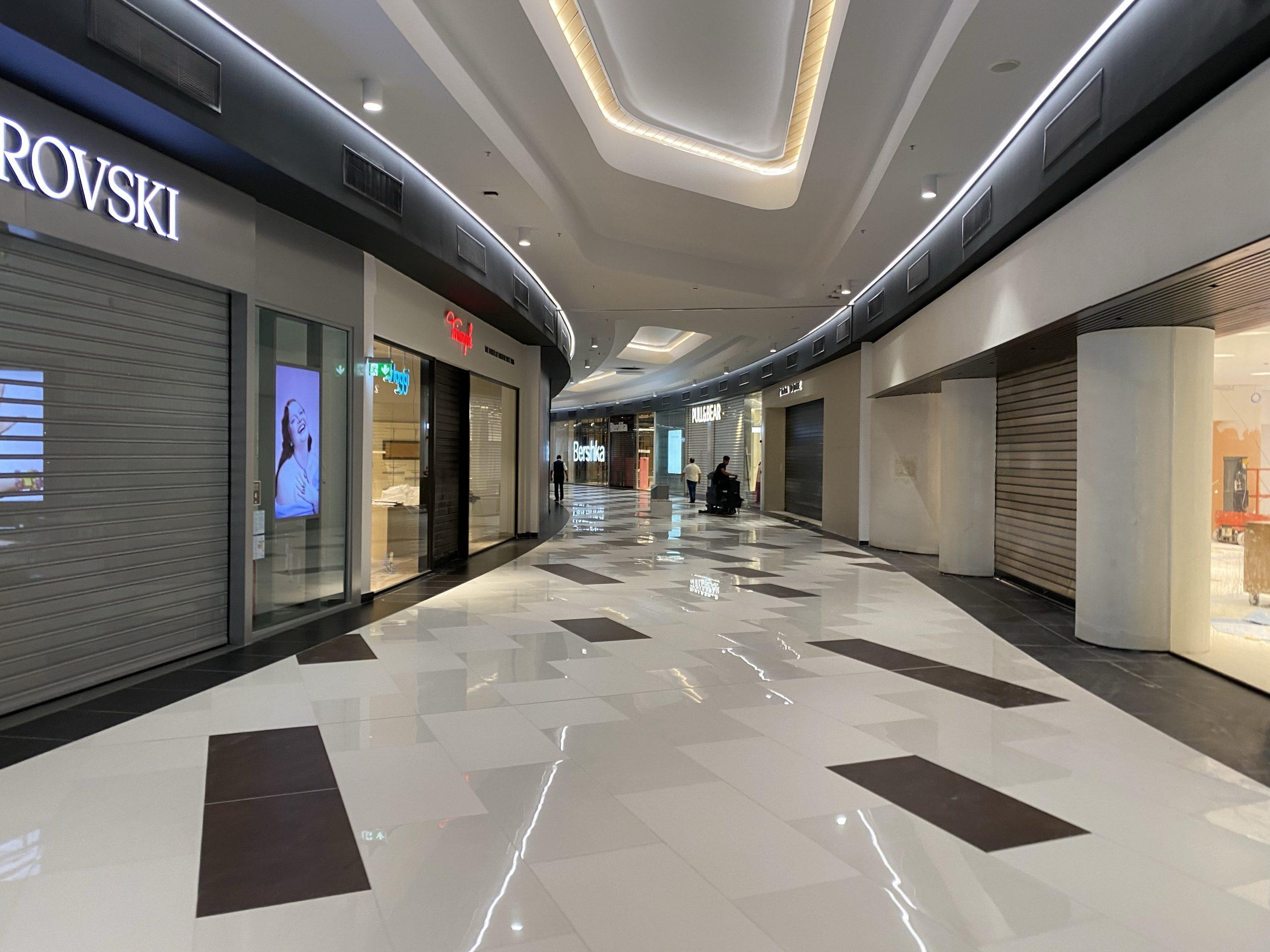 В Ларнаке состоялось долгожданное открытие Metropolis Mall