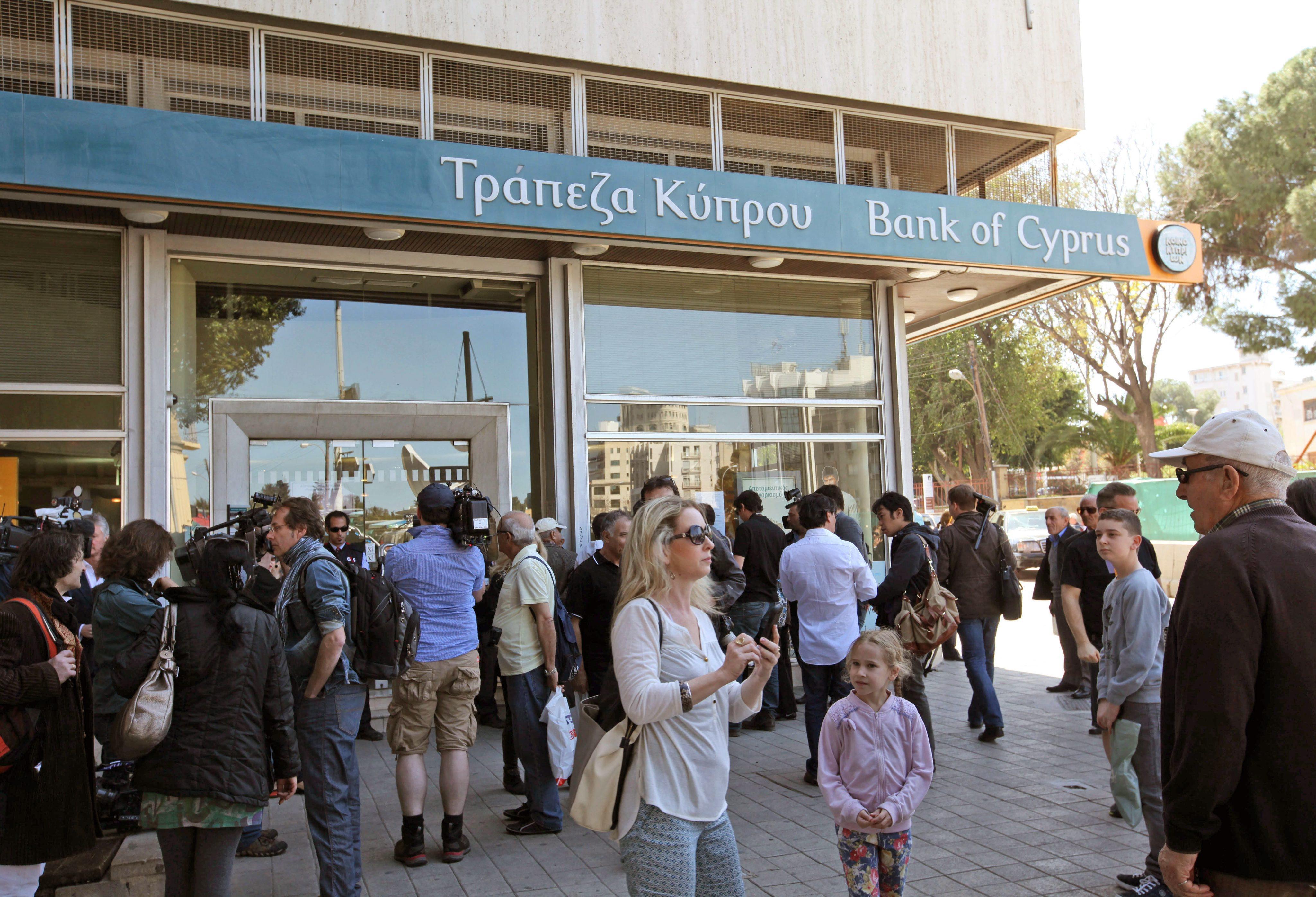 Партия «Экологов» требует защитить проблемных кипрских заёмщиков