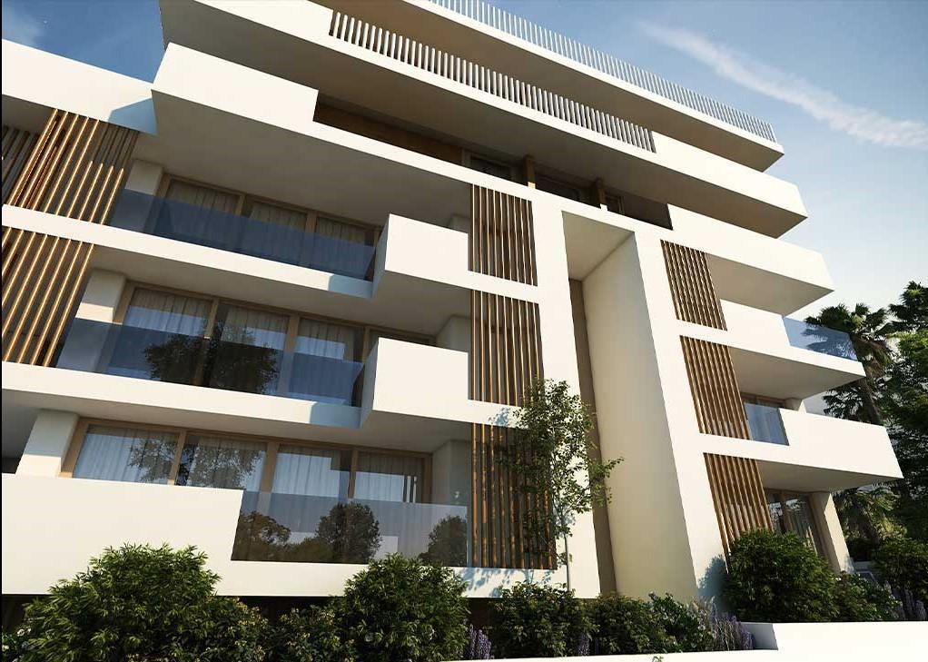 В Никосии сдан в эксплуатацию новый комплекс Lykavitos Mansions