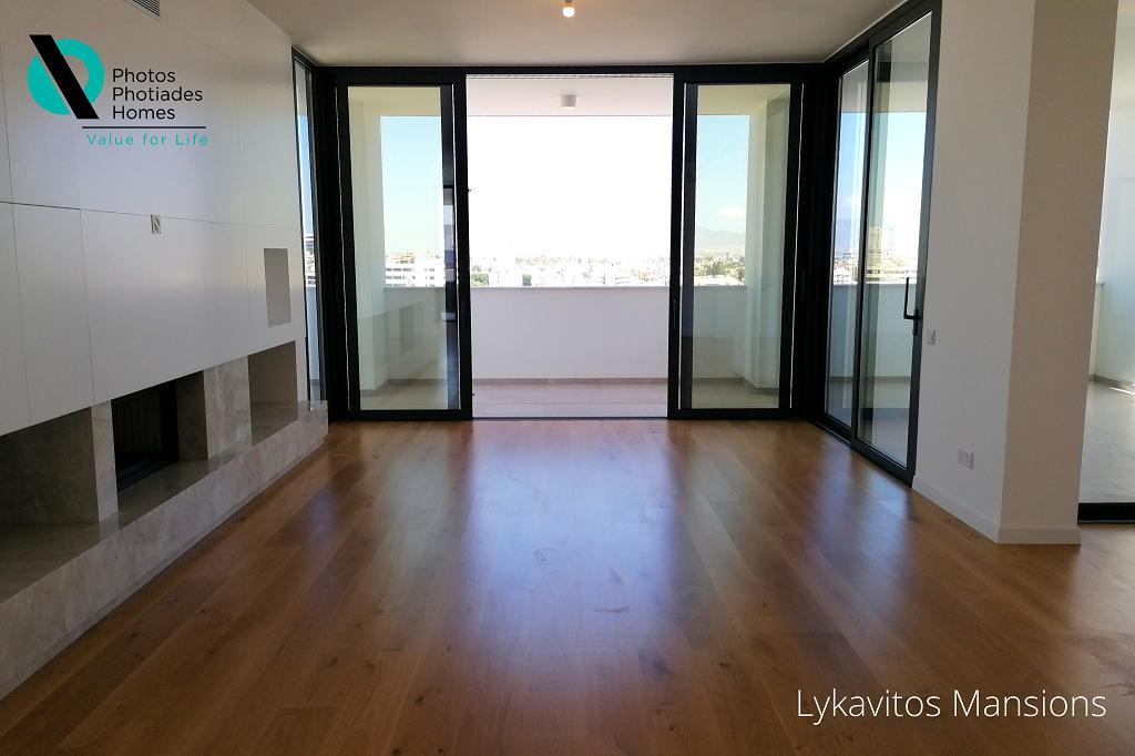 В Никосии сдан в эксплуатацию новый жилой комплекс Lykavitos Mansions