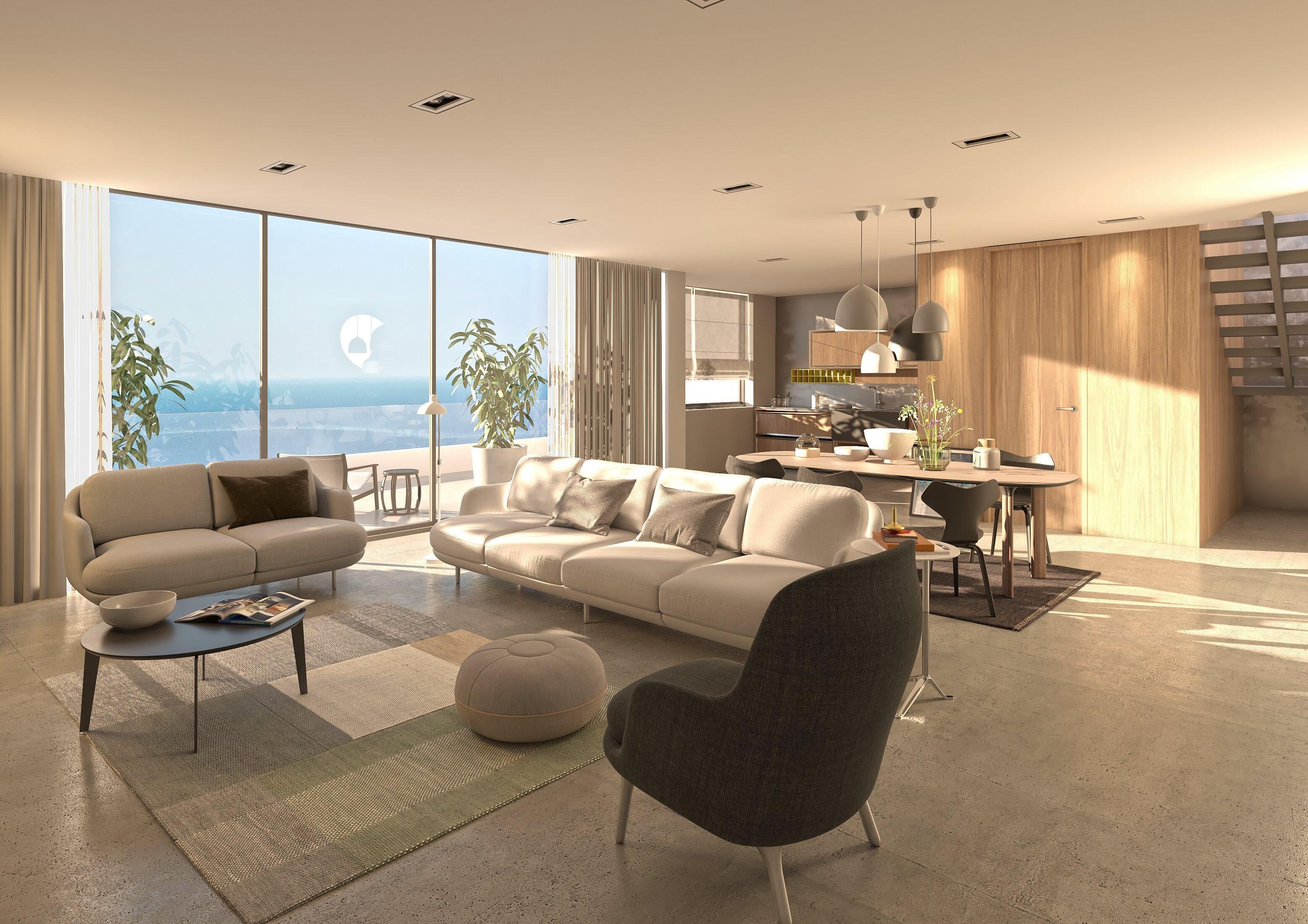 Mackenzie Tower: новый десятиэтажный жилой комплекс в Ларнаке