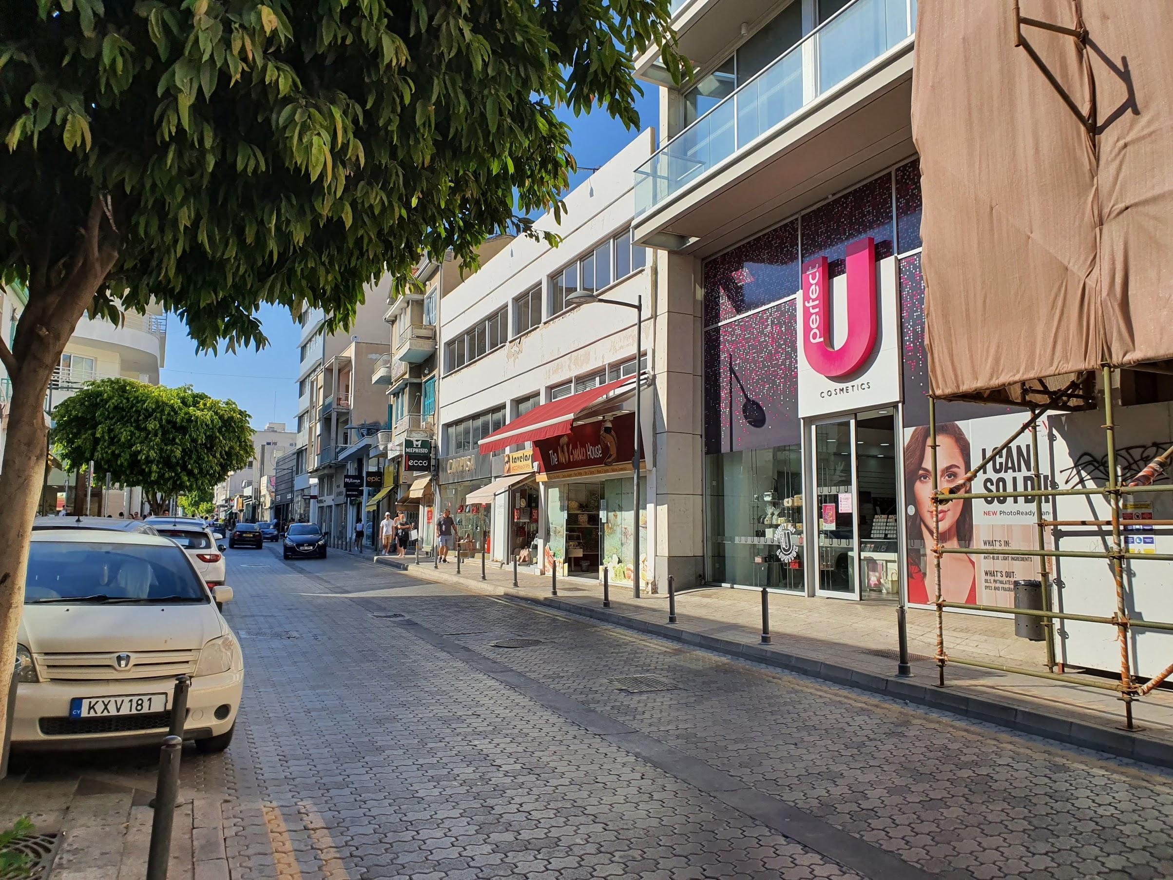 Как изменились арендные ставки торговых площадей на самых востребованных улицах Кипра в 2021 году?