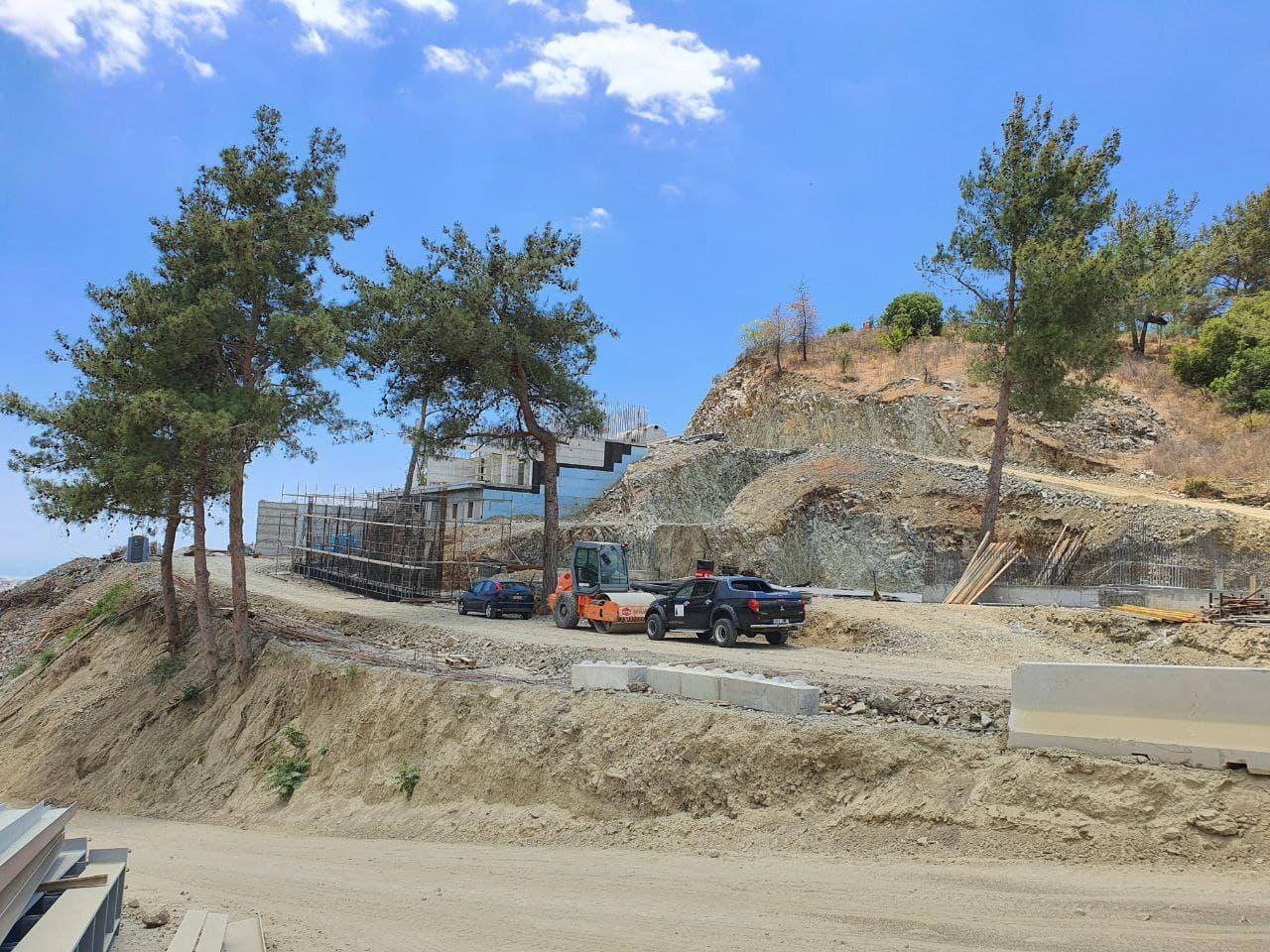 Строительство GURU Mountain Hill Resort в Пано Платрес под угрозой срыва