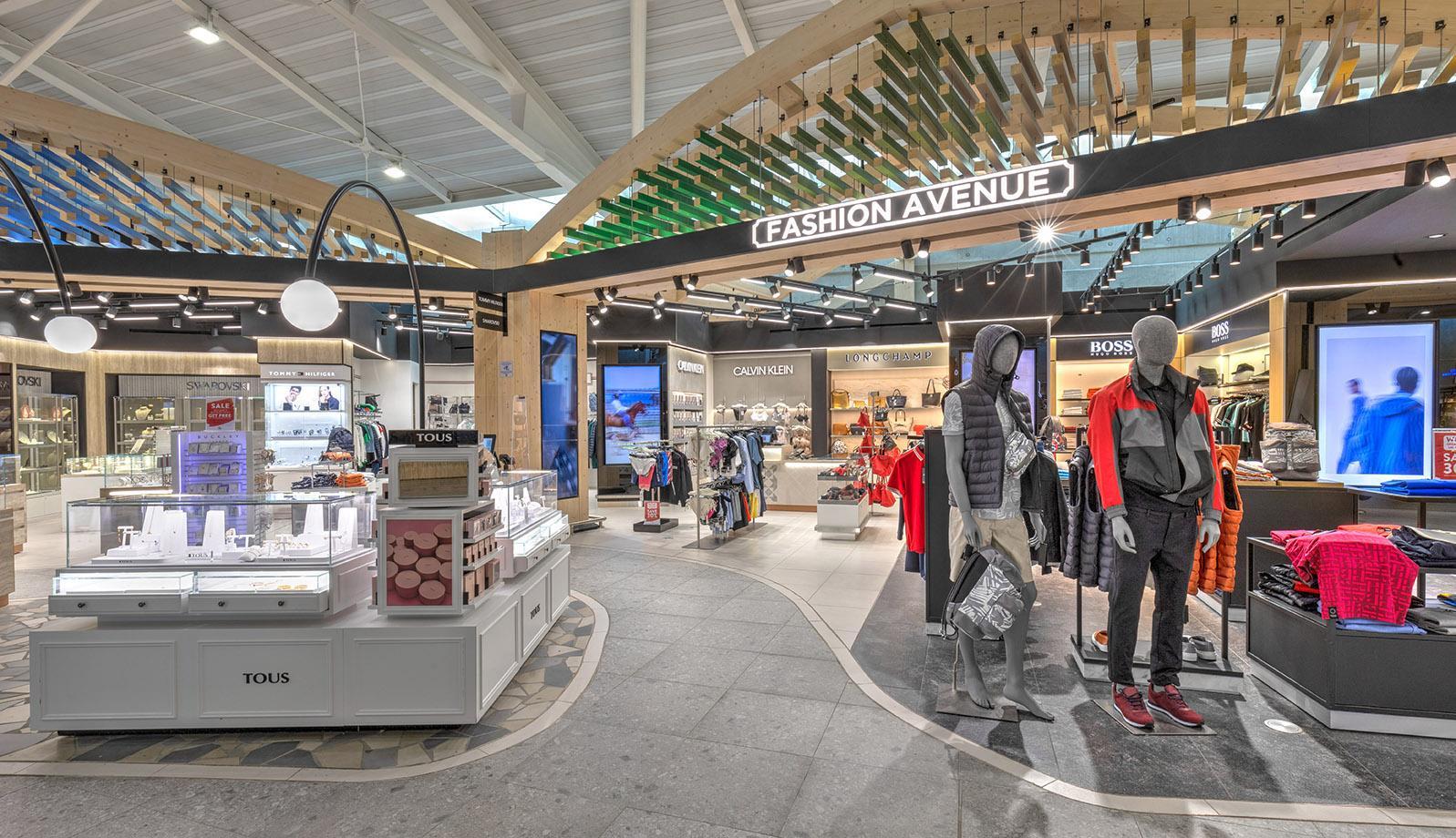 В аэропорту Ларнаки завершилась грандиозная модернизация коммерческой части в зоне вылета