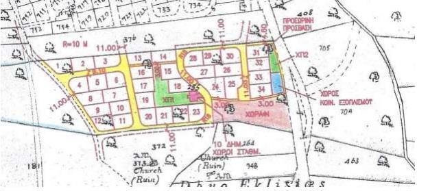 В пригороде Лимассола возведут новый жилой комплекс