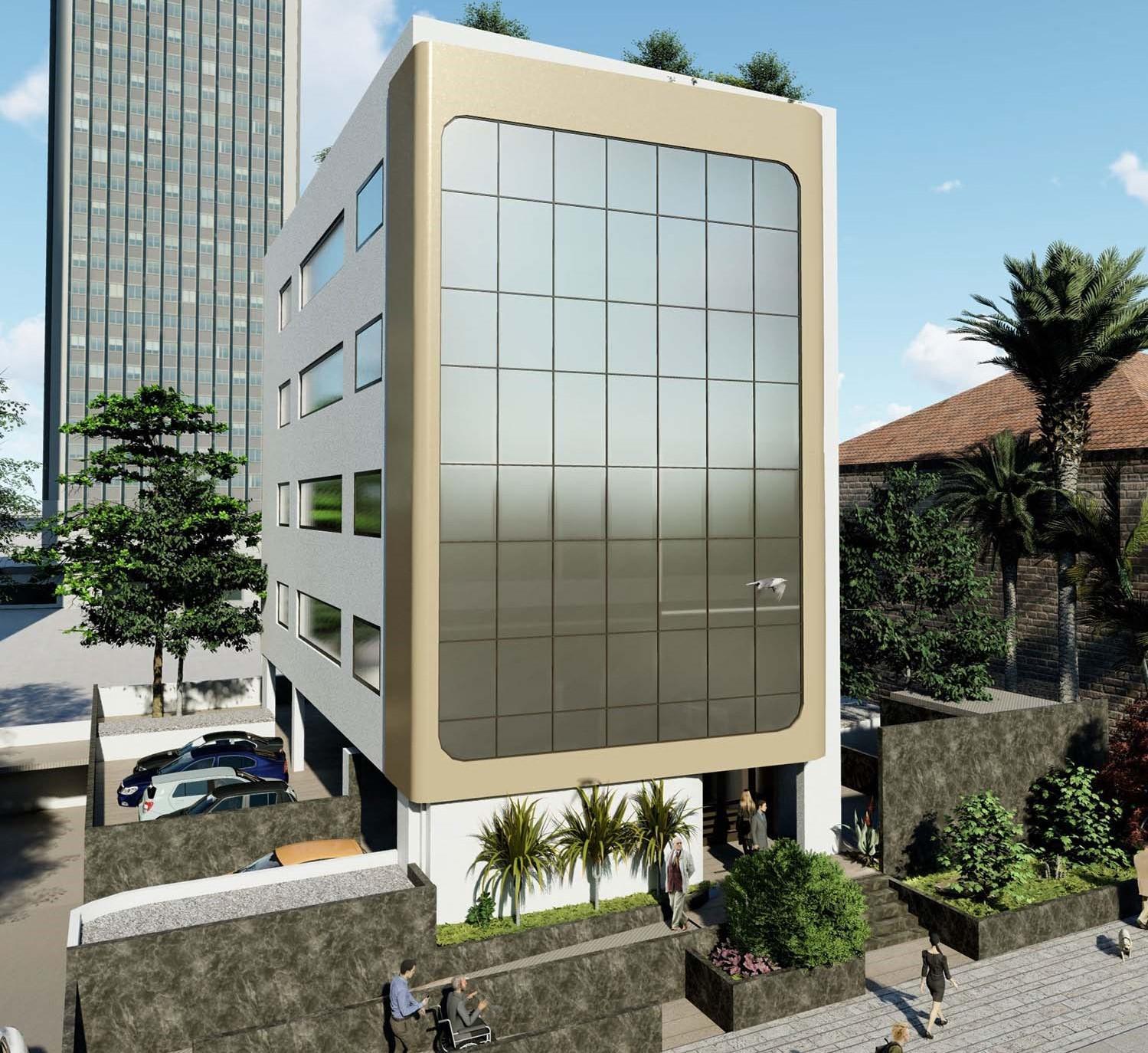 В Никосии появится новый бизнес-центр