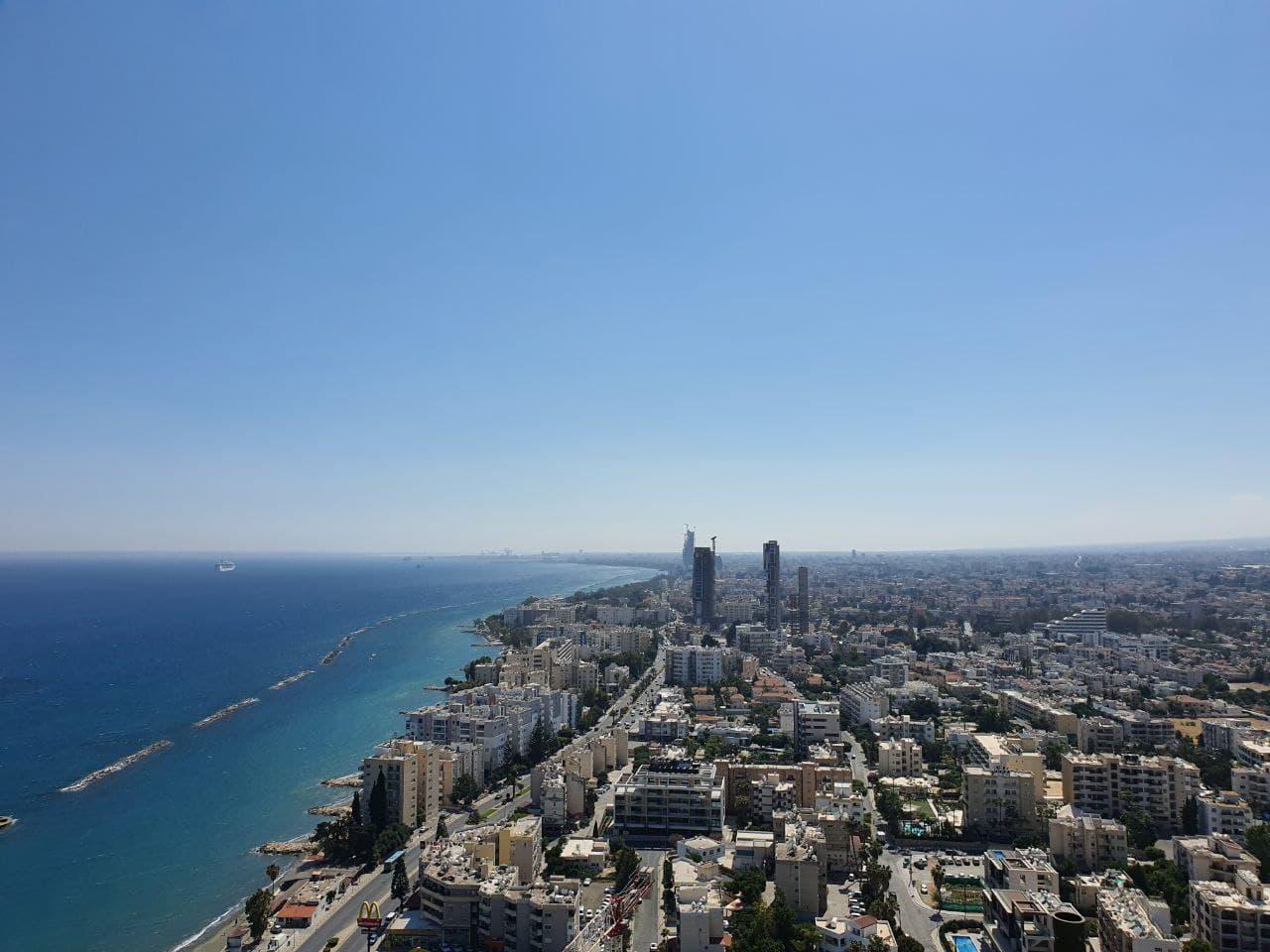 Роскошные апартаменты в Limassol Del Mar практически распроданы
