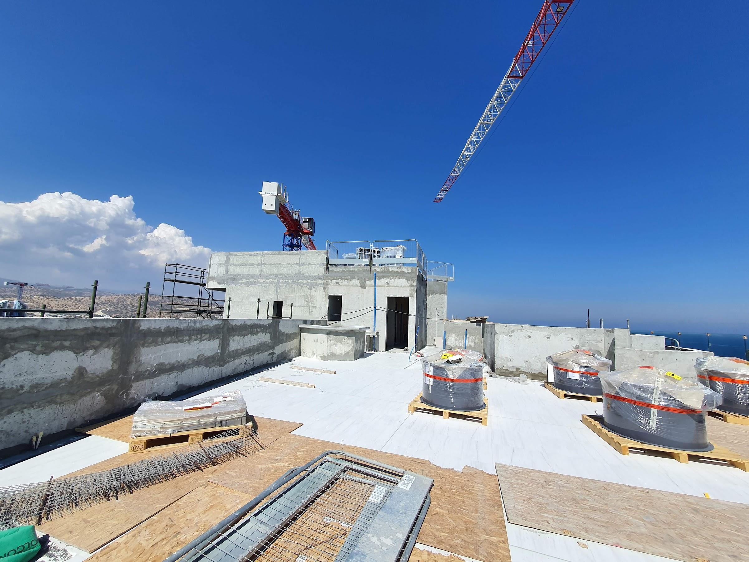 Индекс цен производителей в строительстве на Кипре стремится вверх