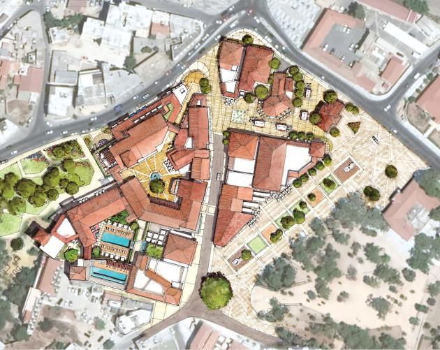 Nilufar: новый туристический комплекс в самом сердце Пафоса